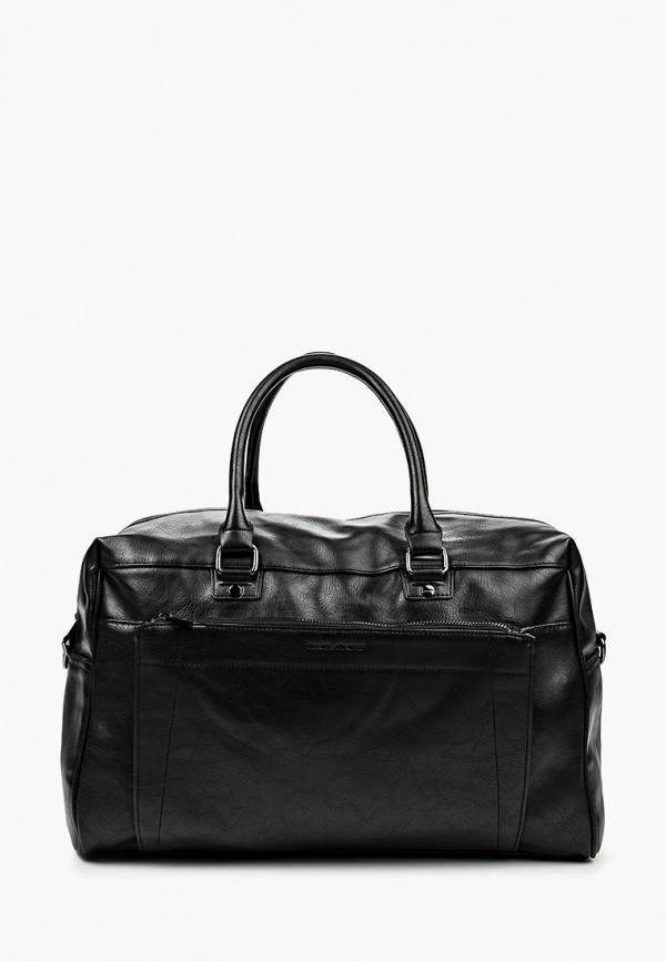 мужская сумка david jones, черная