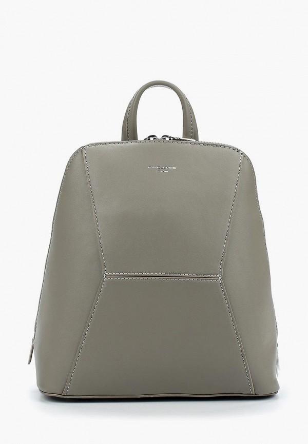 Рюкзак David Jones David Jones DA919BWBFYR3 рюкзак женский david jones цвет серый cm3701 l grey