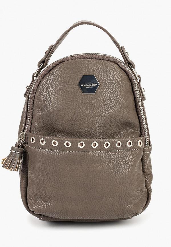Рюкзак David Jones David Jones DA919BWCSEK9 рюкзак женский david jones цвет серый cm3701 l grey