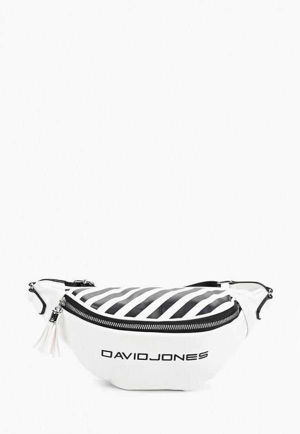 Сумка поясная David Jones David Jones DA919BWEZIA5 сумка поясная david jones david jones da919bwepbp4