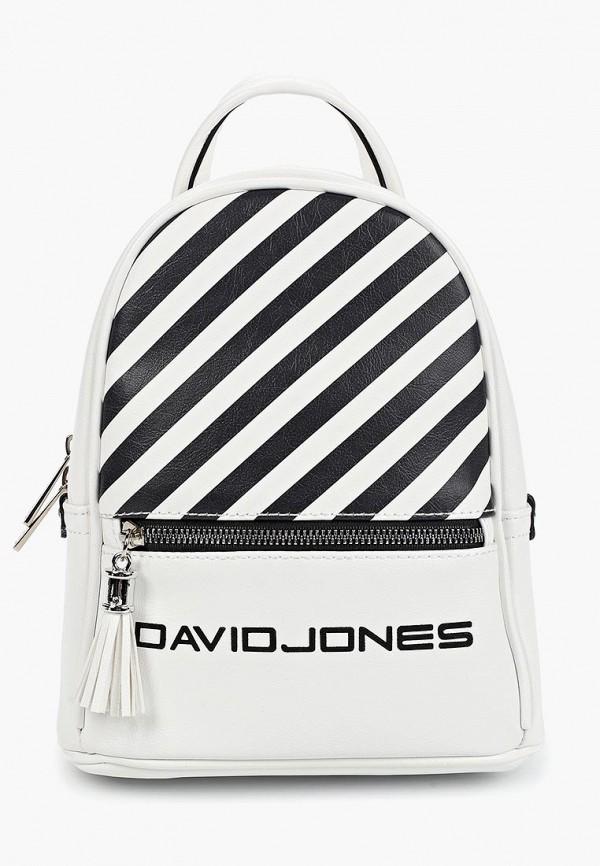 купить Рюкзак David Jones David Jones DA919BWEZIA9 по цене 1950 рублей