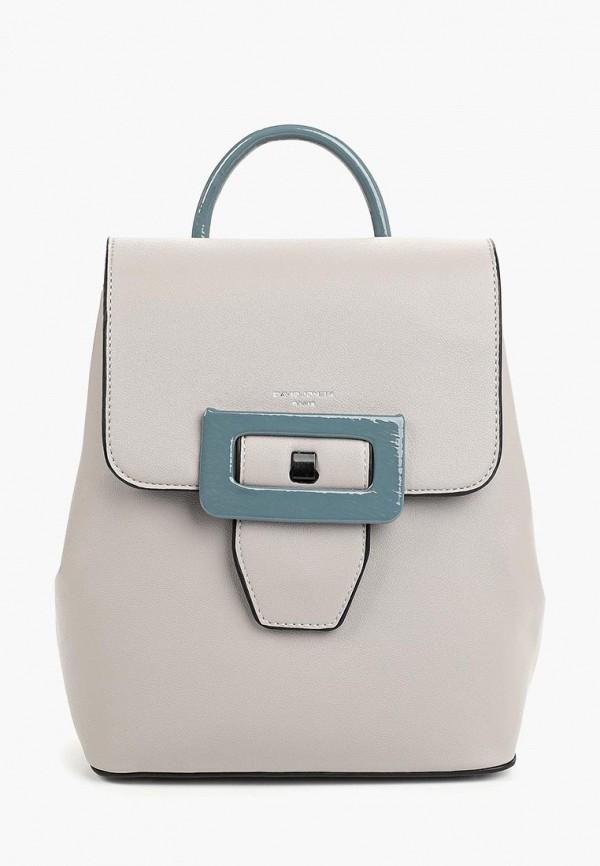 Рюкзак David Jones David Jones DA919BWFDXY8 рюкзак женский david jones цвет серый cm3701 l grey