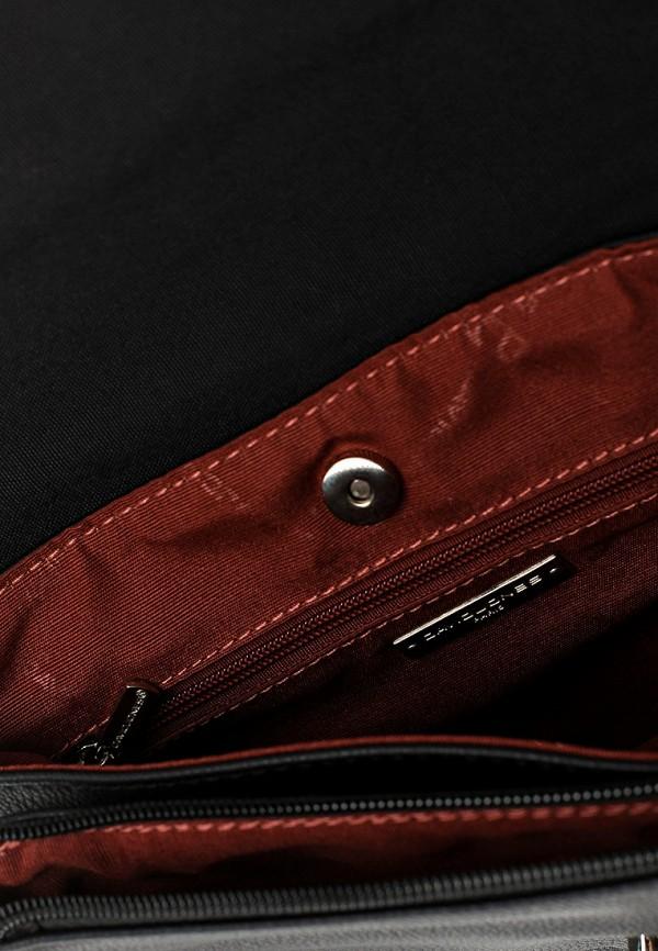 Фото 3 - женскую сумку David Jones черного цвета