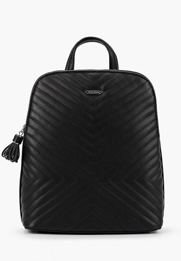 Рюкзак David Jones David Jones DA919BWHFJY8 рюкзак женский david jones цвет черный cm3615a black