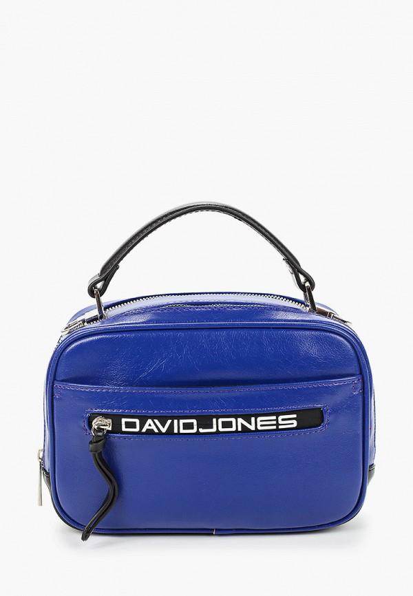 купить Сумка David Jones David Jones DA919BWHPTK8 по цене 2510 рублей