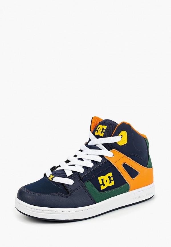Кеды DC Shoes DC Shoes DC329ABCFCJ7