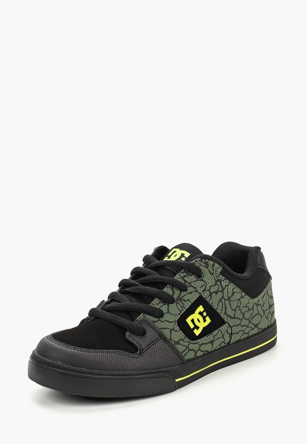Кеды DC Shoes DC Shoes DC329ABCFCK3 dc shoes кеды dc lynx vulc 10 5