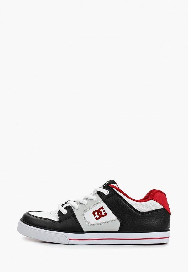 кеды dc shoes для мальчика, разноцветные