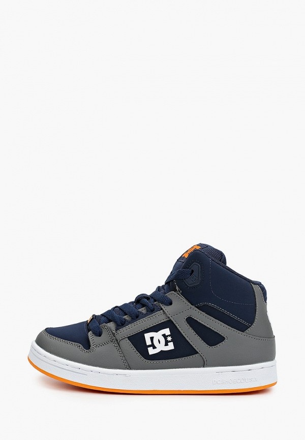 Кеды DC Shoes DC Shoes DC329ABFQEU7 кеды dc shoes dc shoes dc329awpfj01