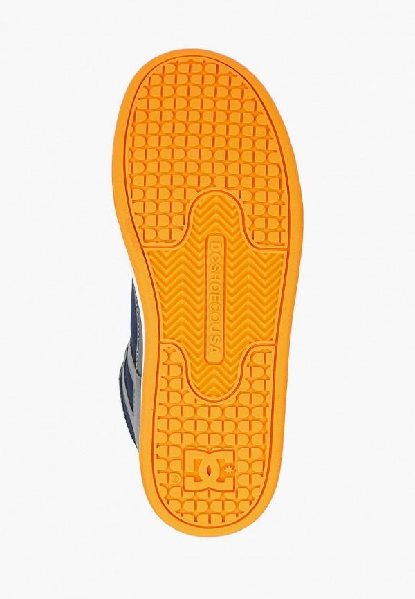 Фото 5 - Кеды DC Shoes синего цвета