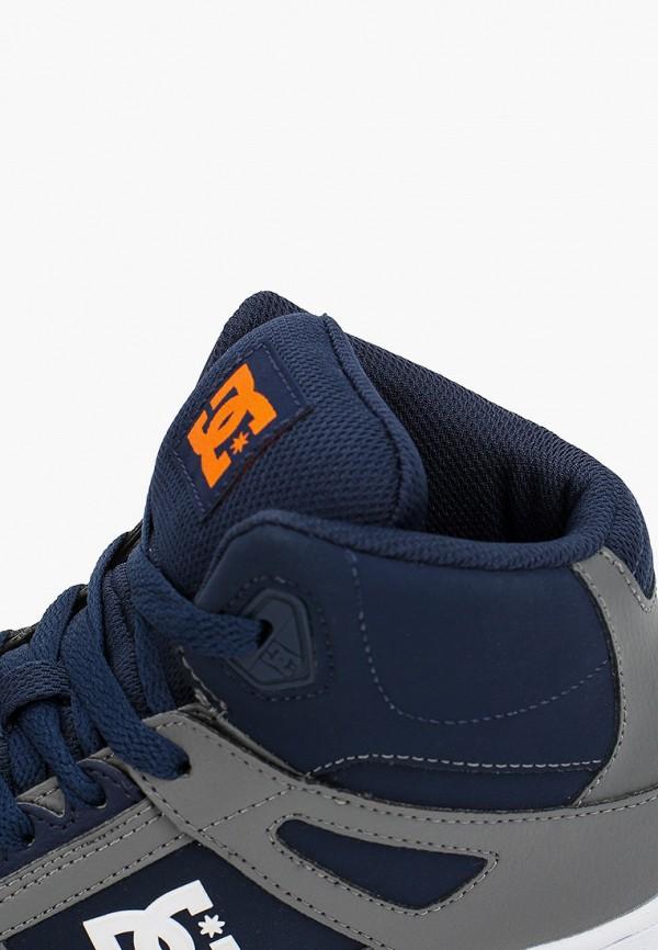 Фото 6 - Кеды DC Shoes синего цвета