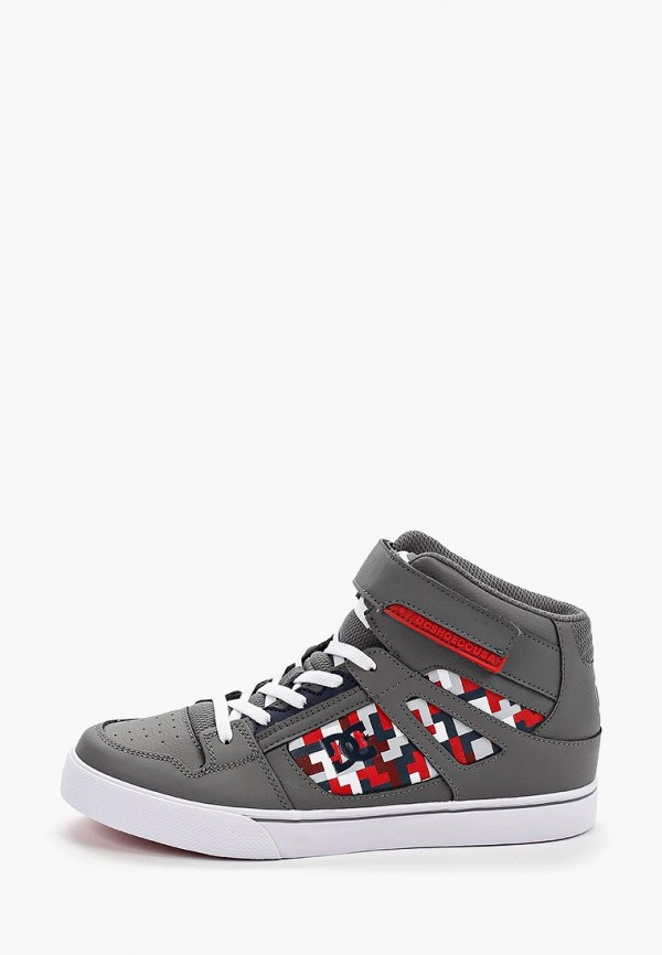Кеды DC Shoes DC Shoes DC329ABFQEV1 цена 2017