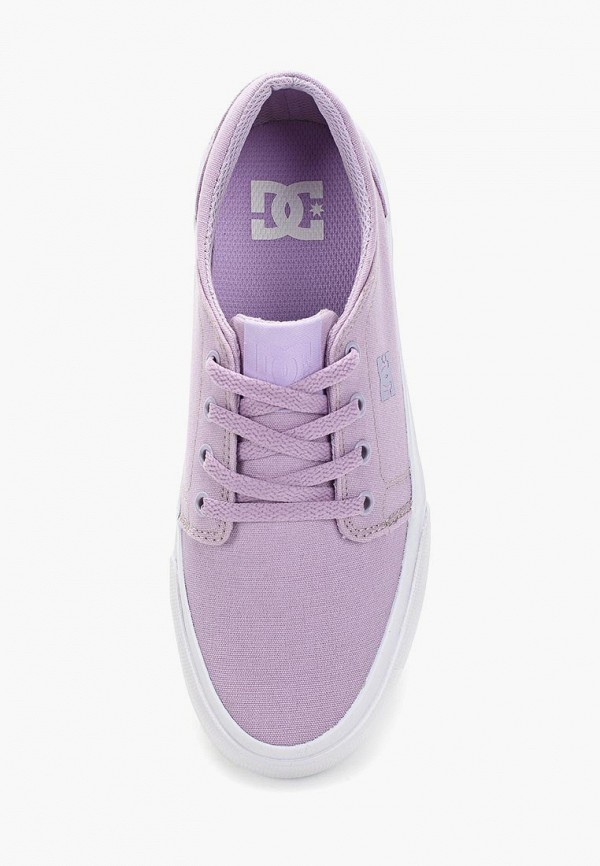 Кеды для девочки DC Shoes ADGS300061 Фото 4