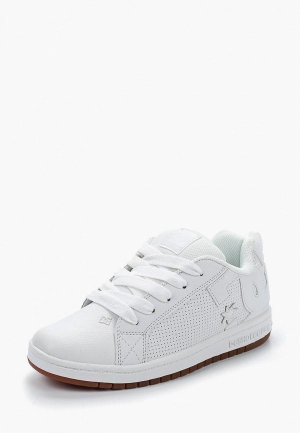 Кеды DC Shoes DC Shoes DC329AKAKBE1
