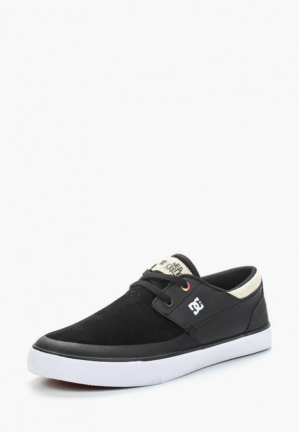 Кеды DC Shoes DC Shoes DC329AMAKBL1