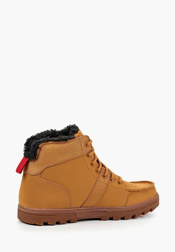 Фото 2 - мужские ботинки и полуботинки DC Shoes коричневого цвета