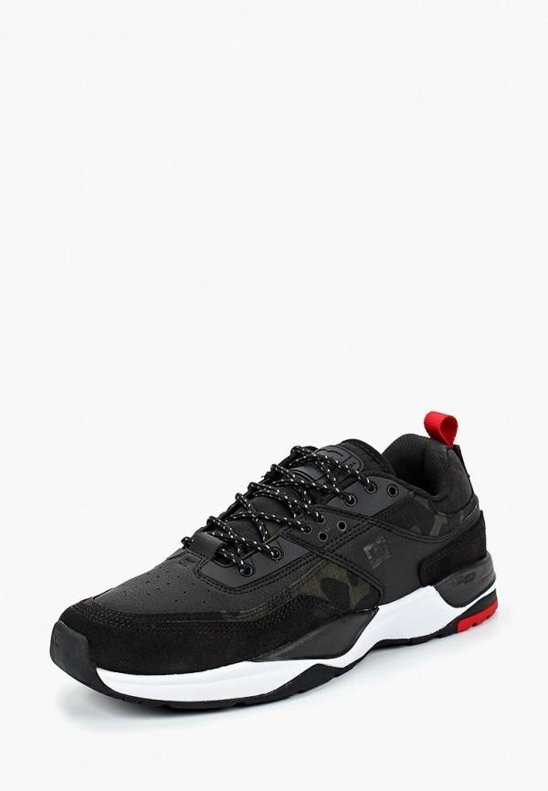 Купить Кроссовки DC Shoes, E.TRIBEKA SE, DC329AMCFEQ0, черный, Осень-зима 2018/2019