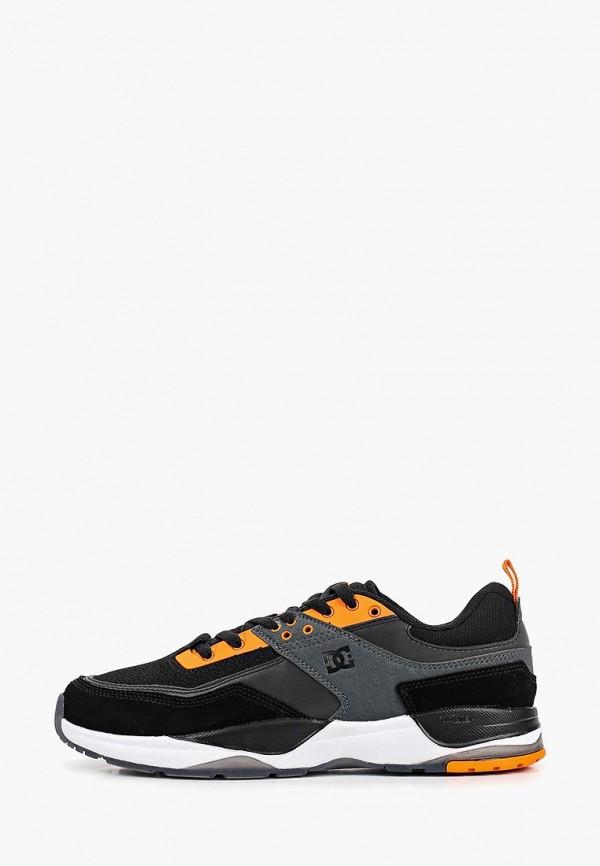 Купить Кроссовки DC Shoes черного цвета