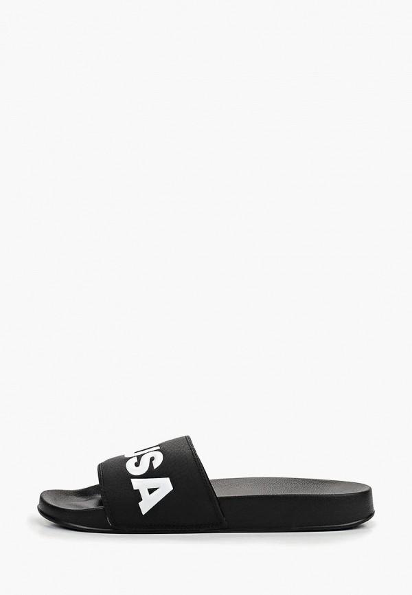мужские сандалии dc shoes, черные