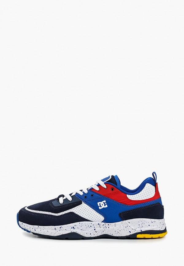 мужские кроссовки dc shoes, синие
