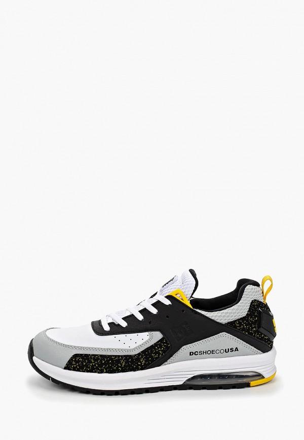 Кроссовки DC Shoes DC Shoes DC329AMFLIR8 недорго, оригинальная цена
