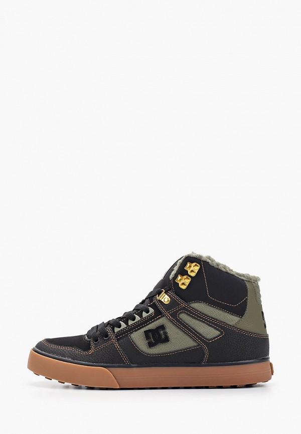 Кеды DC Shoes DC Shoes DC329AMFPWI0 кеды dc shoes dc shoes dc329awakbo8