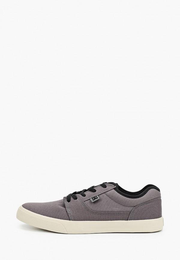 Кеды DC Shoes DC Shoes DC329AMFPYS7 цены онлайн