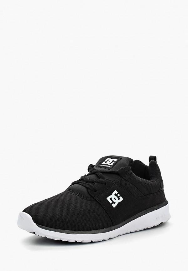 мужские кроссовки dc shoes, черные