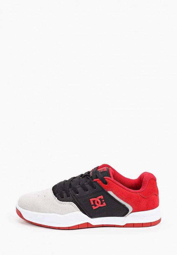 мужские низкие кроссовки dc shoes, разноцветные