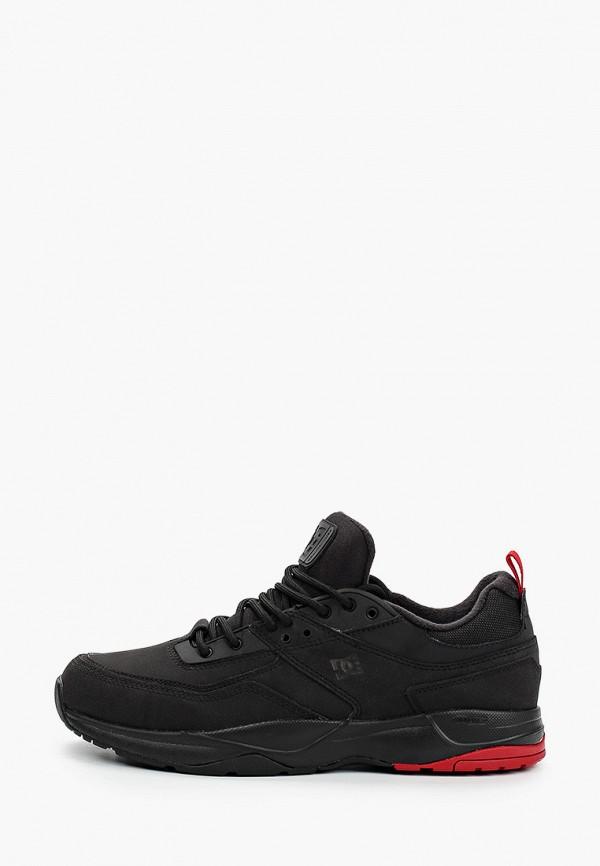 мужские низкие кроссовки dc shoes, черные
