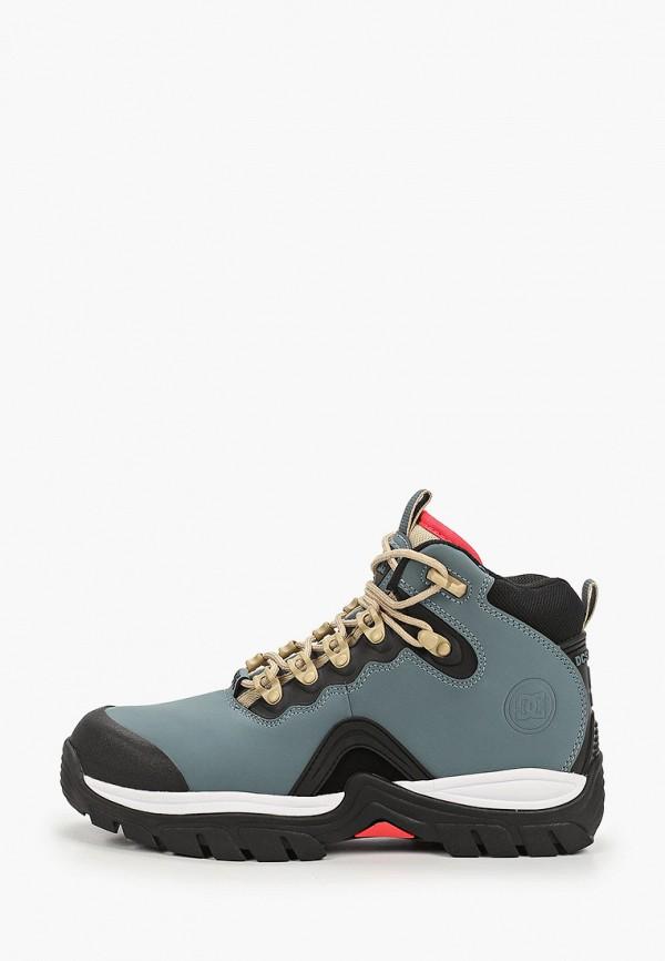 мужские ботинки dc shoes, бирюзовые