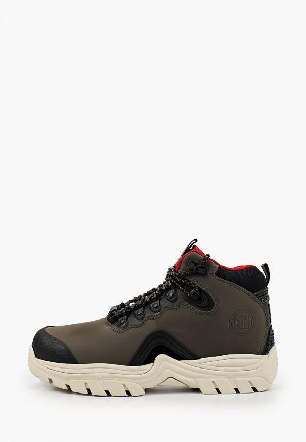 мужские ботинки dc shoes, хаки