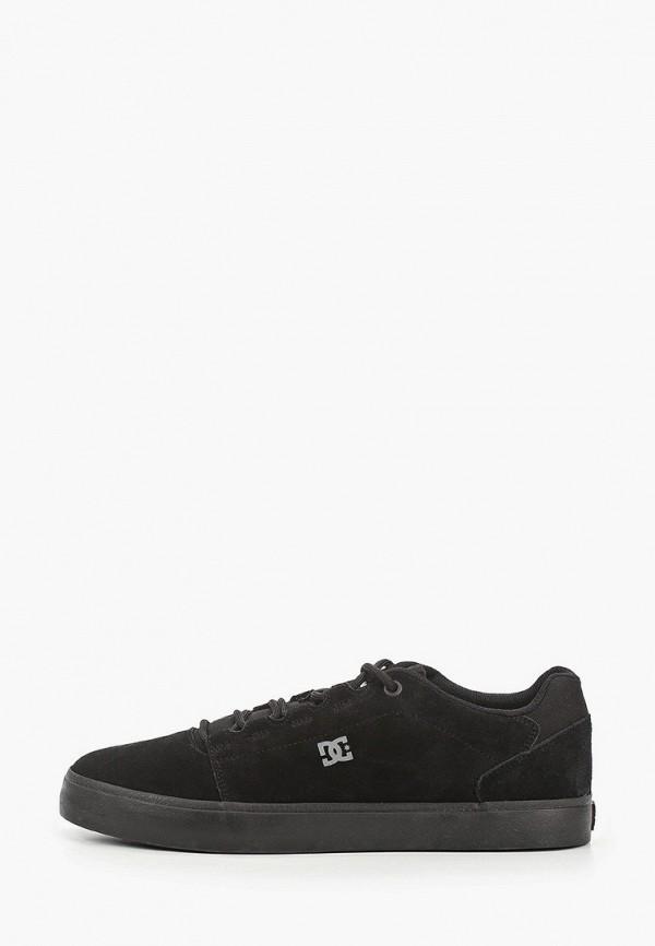 мужские кеды dc shoes, черные