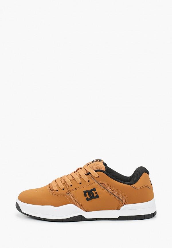 мужские кроссовки dc shoes, бежевые