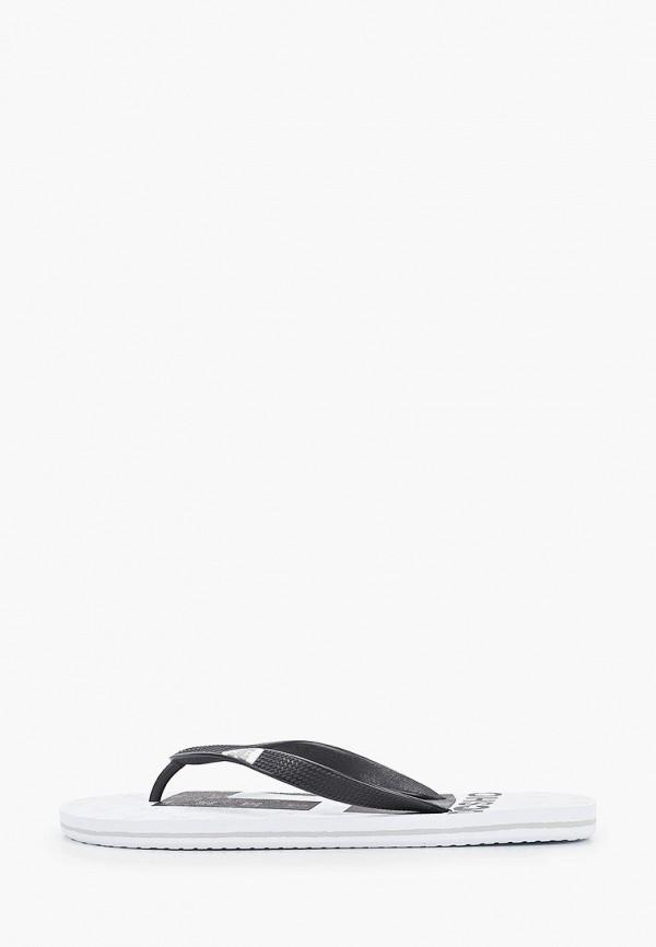 мужские сланцы dc shoes, черные