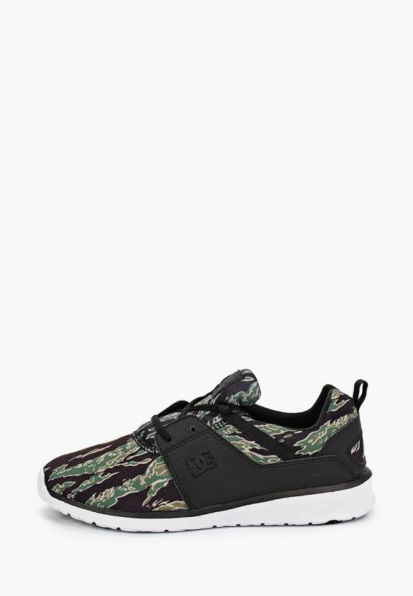 мужские кроссовки dc shoes, хаки