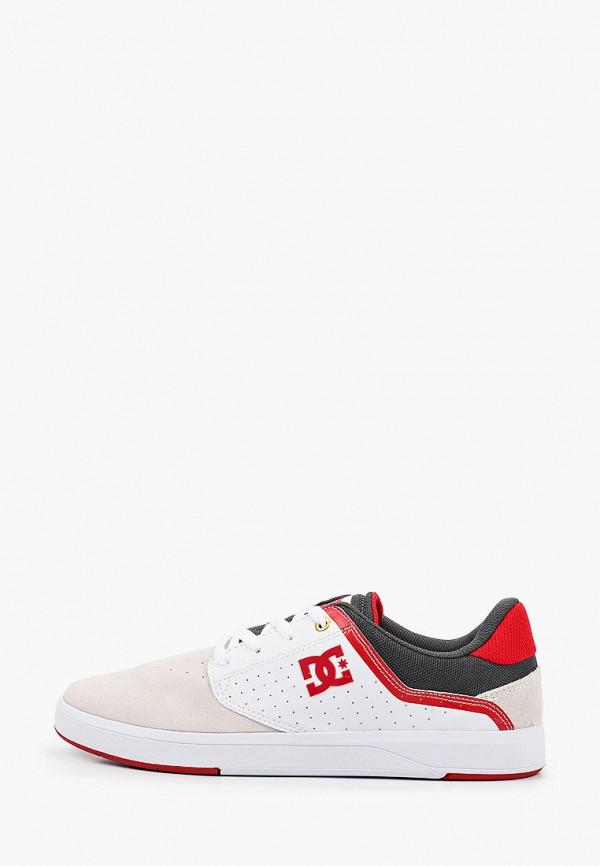 мужские кеды dc shoes, разноцветные