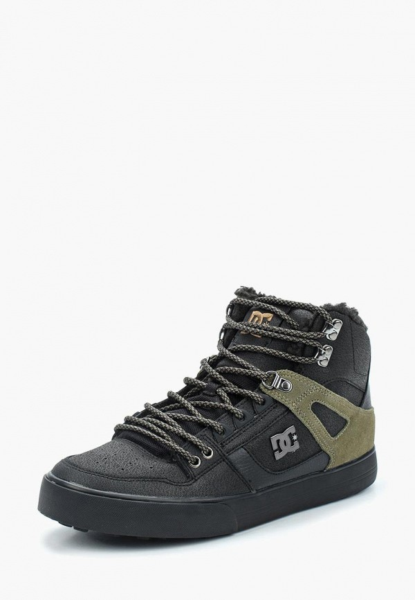Кеды DC Shoes DC Shoes DC329AMVNV13 dc shoes кеды dc lynx vulc 10 5