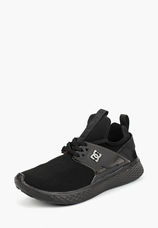 Купить Кроссовки DC Shoes, MERIDIAN, dc329aucfev7, черный, Осень-зима 2018/2019