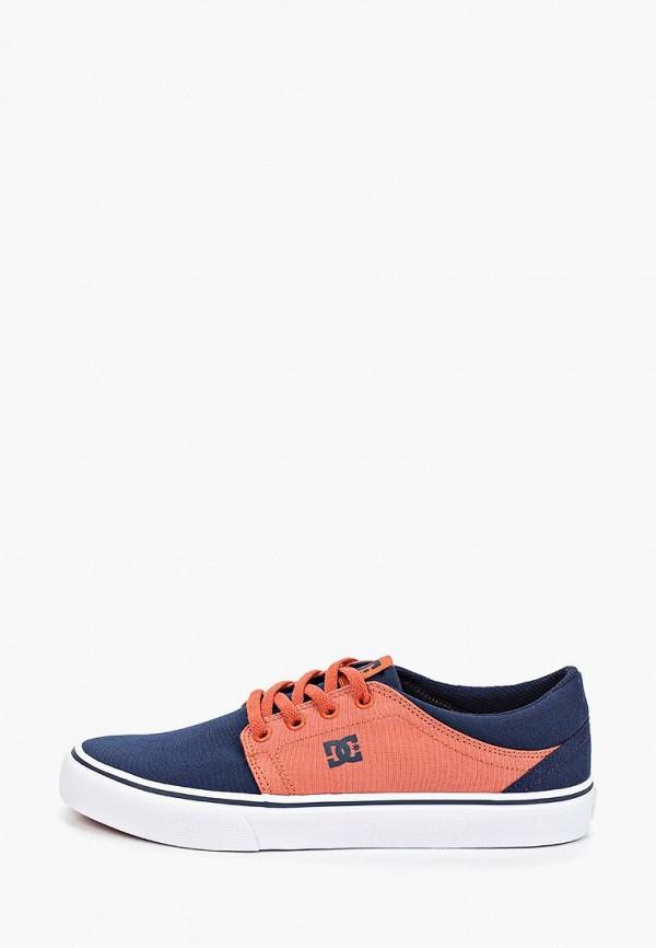 Кеды DC Shoes DC Shoes DC329AUEDET3 кеды dc shoes dc shoes dc329awakbo8