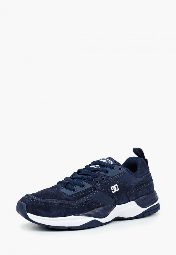 женские кроссовки dc shoes, синие