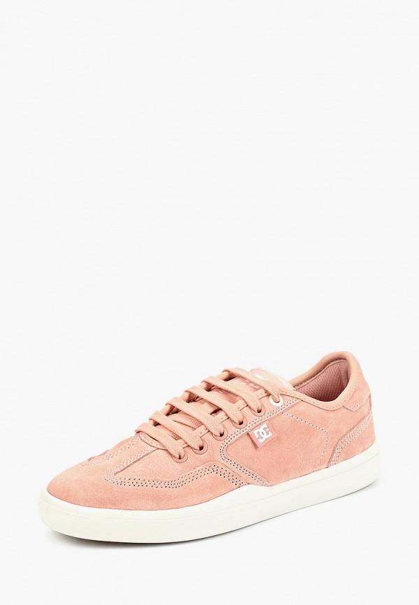 Купить Кеды DC Shoes, VESTREY LE, DC329AWCFEY9, розовый, Осень-зима 2018/2019