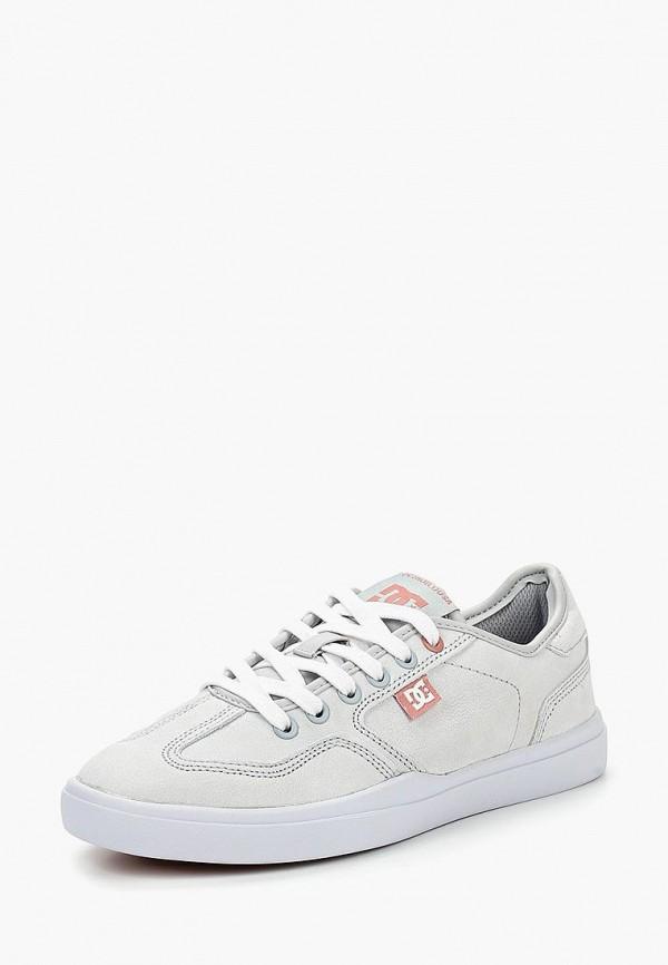 Купить Кеды DC Shoes, VESTREY LE, DC329AWCFEZ0, серый, Осень-зима 2018/2019