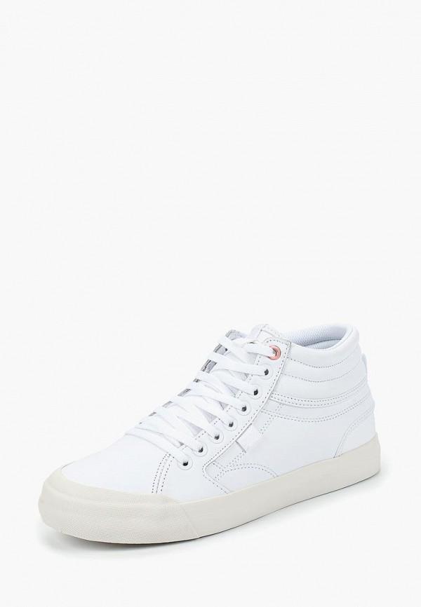 Кеды DC Shoes DC Shoes DC329AWCFEZ9 цены онлайн