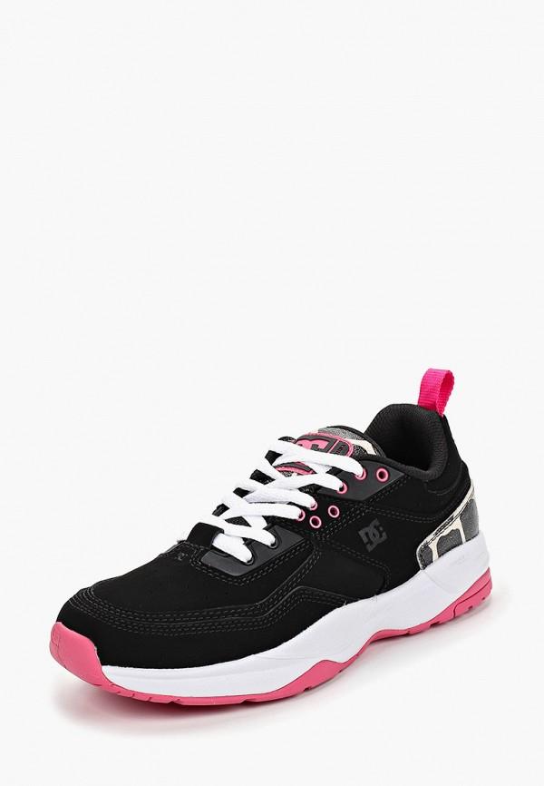 Фото 2 - Кроссовки DC Shoes черного цвета