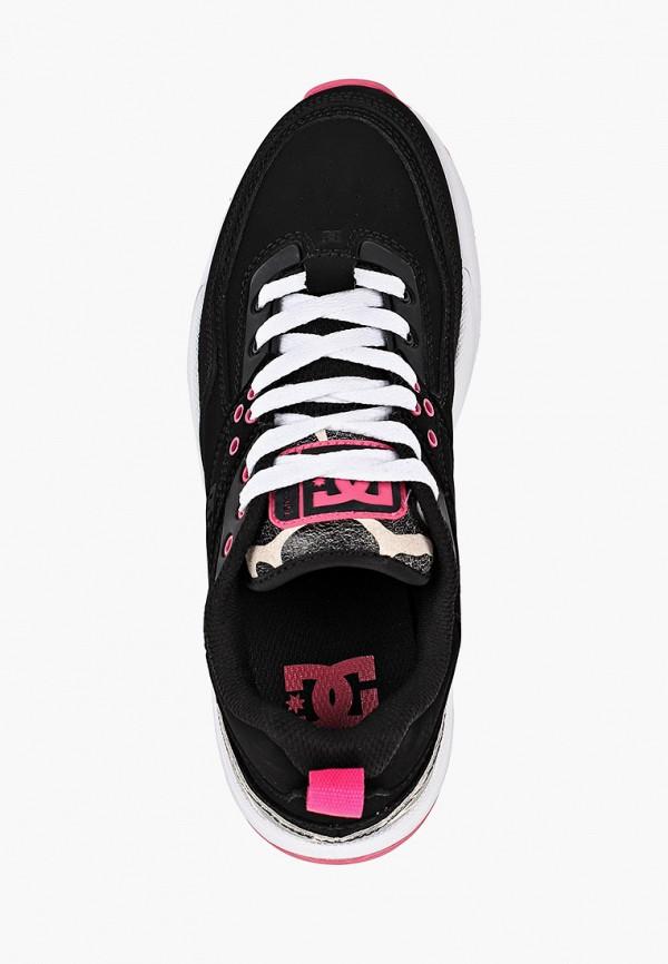 Фото 4 - Кроссовки DC Shoes черного цвета