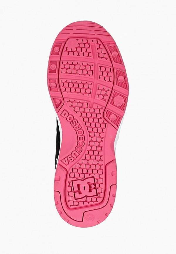 Фото 5 - Кроссовки DC Shoes черного цвета