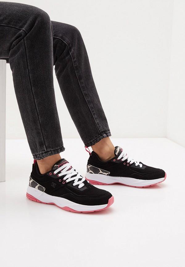 Фото 6 - Кроссовки DC Shoes черного цвета