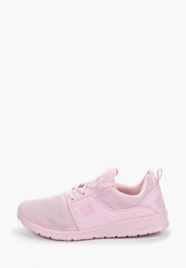 Кроссовки DC Shoes DC Shoes DC329AWFLIR5 кроссовки dc heathrow ia white gum