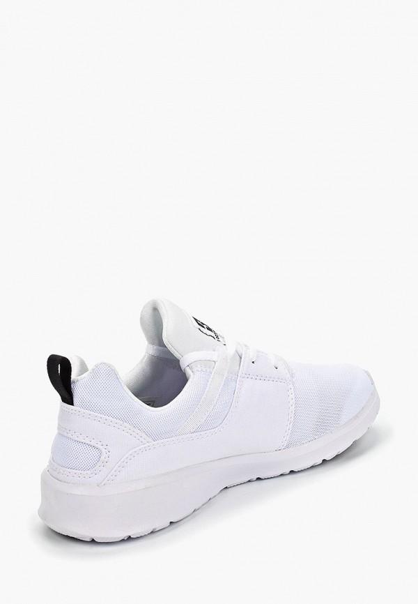 Фото 3 - Кроссовки DC Shoes белого цвета